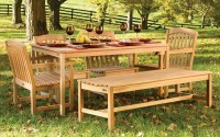 Teak-Outdoor-Dining-Table-Set
